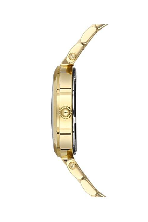 Nacar Gold Kadın Kol Saati Saphire Cam 5 Atm Su Geçirmezlik 2
