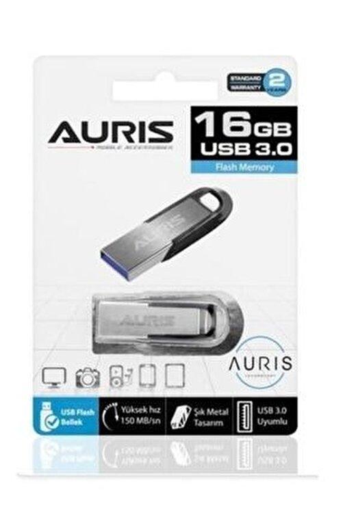Auris 16 Gb Usb Flash Bellek 150mb/sn Hız Şık Metal Usb Bellek Flash Memory 1