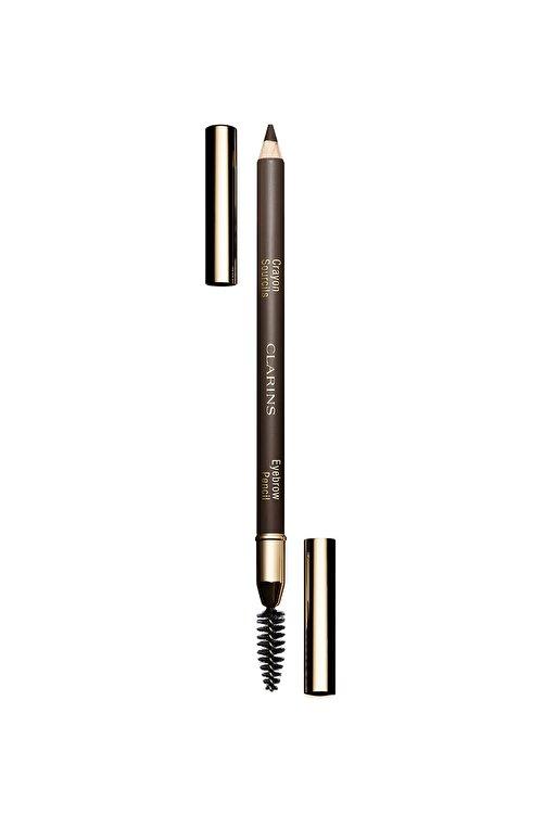 Clarins Kaş Kalemi - Eyebrow Pencil 02 Light Brown 3380814213412 1