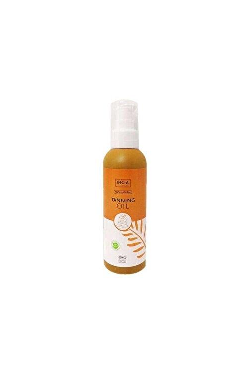 Incia Doğal Bronzlaştırıcı Güneş Yağı 150 ml 1