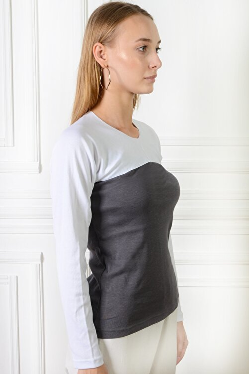 PİNKMARK Pınkmark Kadın Beyaz Bolero Mcpmbl25165 2