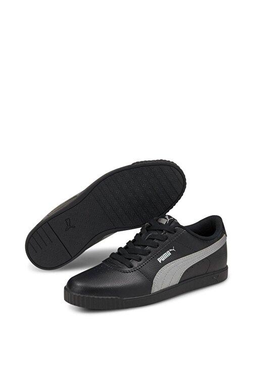 Puma CARINA SLIM SL Siyah Kadın Sneaker Ayakkabı 101085456 1