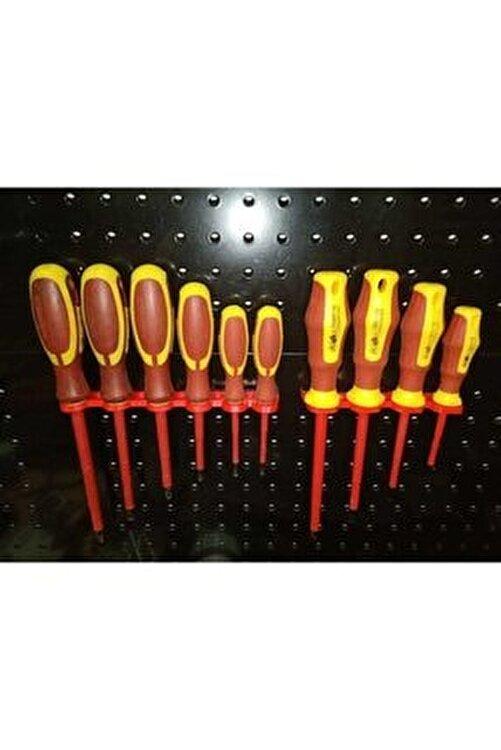 BCA Tornavida Tutucuları Organik Plastikten Organizer Aparat Tutucu Kırmızı 2