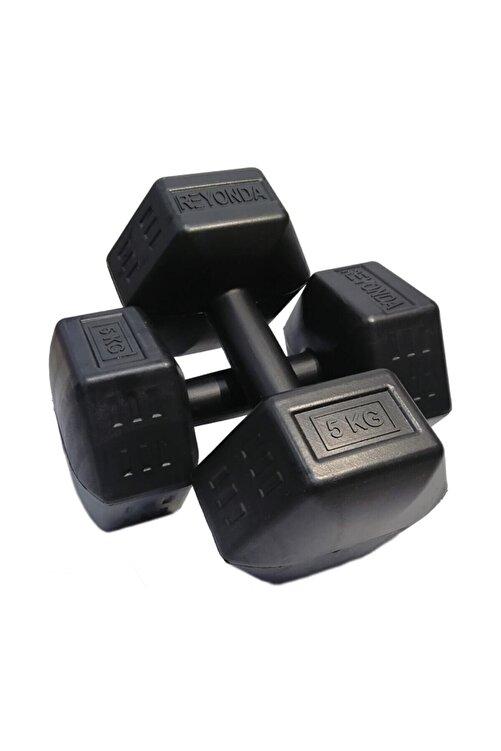 Aydın Sport 5 Kg Dambıl Seti 2 X 5 Kg Toplam 10 Kg Ağırlık 1