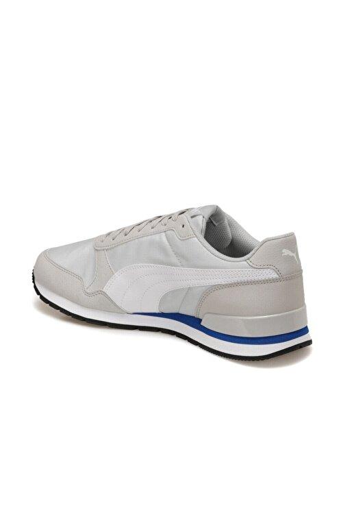 Puma ST RUNNER V2 NL Gri Erkek Sneaker Ayakkabı 100640156 2