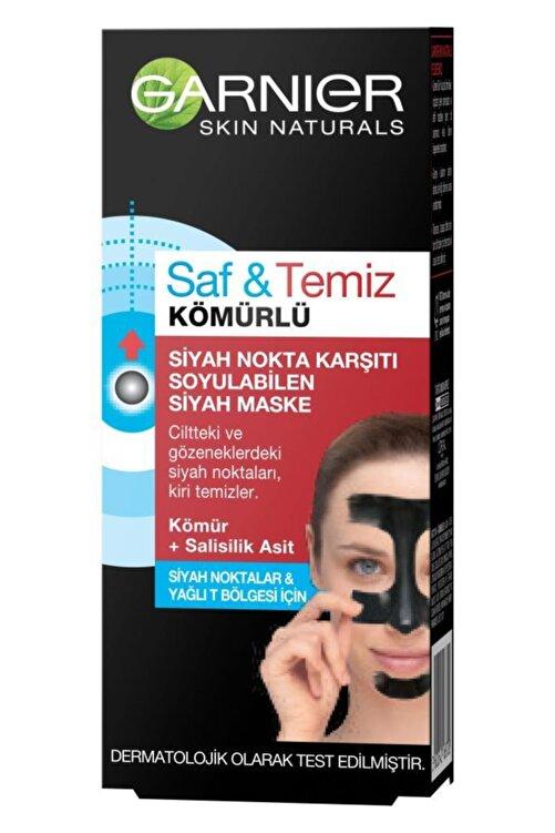 Garnier Kömürlü Siyah Nokta Karşıtı Soyulabilen Maske 50 ml 3600542168700 2