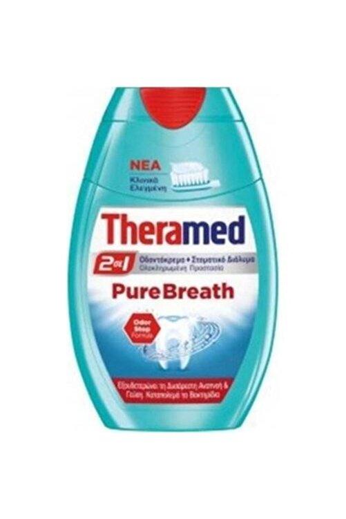 Theramed Diş Macunu 75ml Pure Breath 1
