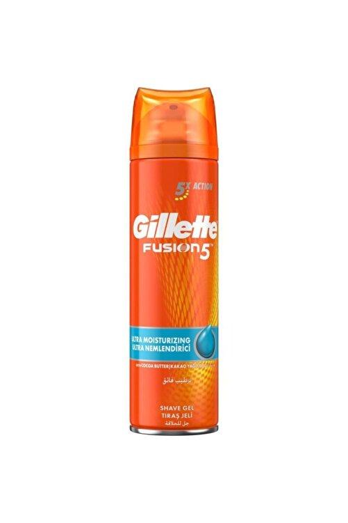 Gillette Fusion 5 Ultra Nemlendirici Tıraş Jeli 200ml 1