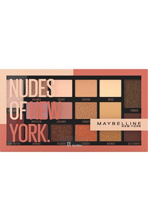 Maybelline New York Nudes Of New York Göz Farı 2