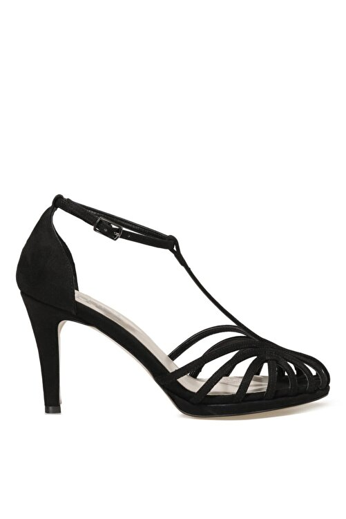 İnci DIANA.SZ 1FX Siyah Kadın Topuklu Sandalet 101038270 1