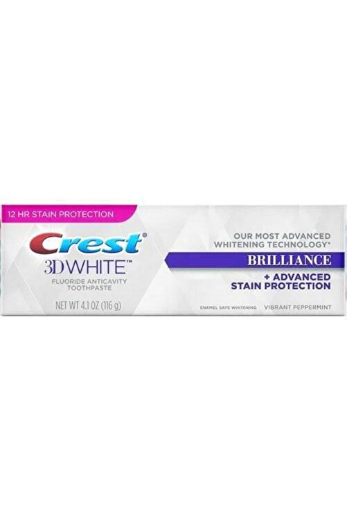 CREST 3d White Brilliance Diş Macunu 116 gr 1