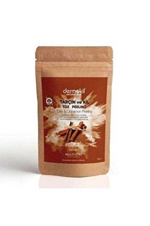 Dermokil Natural Skin Tarçın & Kil Toz Peeling 200 Gr 1
