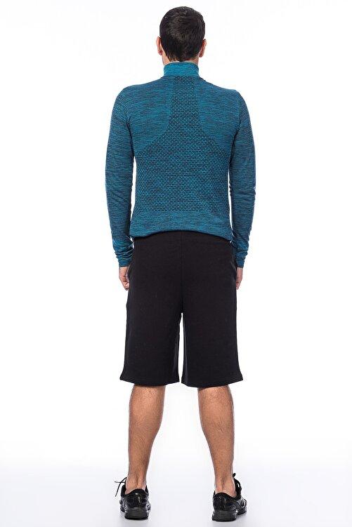 New Balance Erkek Siyah Şort Vom Shorts  V MTS005 BK 2