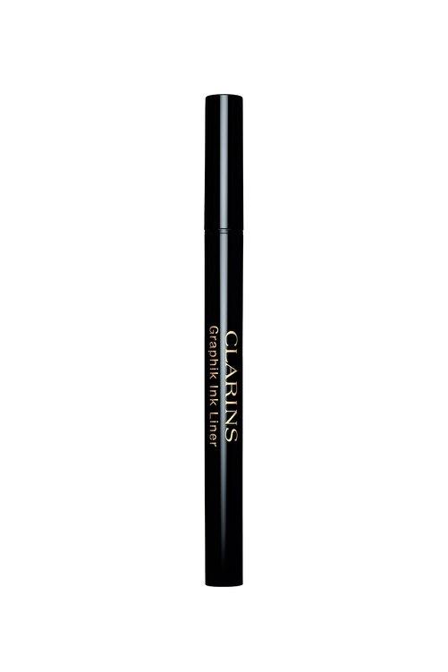 Clarins Suya Dayanıklı Siyah Eyeliner - Waterproof Liner 01 Black 3380810156690 2