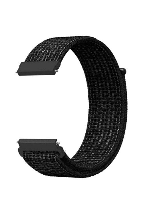 Magazabu Honor Watch Gs Pro Uyumlu Kordon Velcro Kumaş Saat Kordonu 22/lm10 1