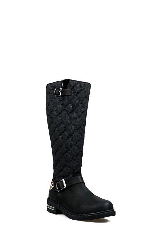 Hammer Jack Kadın Siyah Çizme (10215935-ZSIY) 2