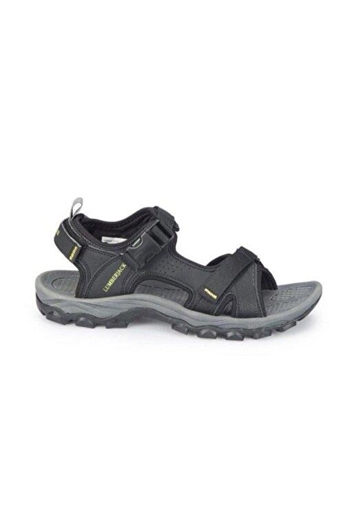 lumberjack Erkek Siyah Laggun Comfort Casual Outdoor Spor Sandaleti 2