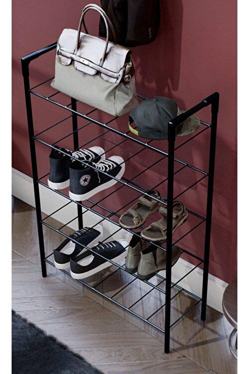 morpanda 5 Raflı Ayakkabılık Metal Ayakkabılık Düzenleyici Çok Amaçlı Dolap 2