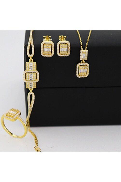 Silveranka 925 Ayar Gümüş Baget Set 1