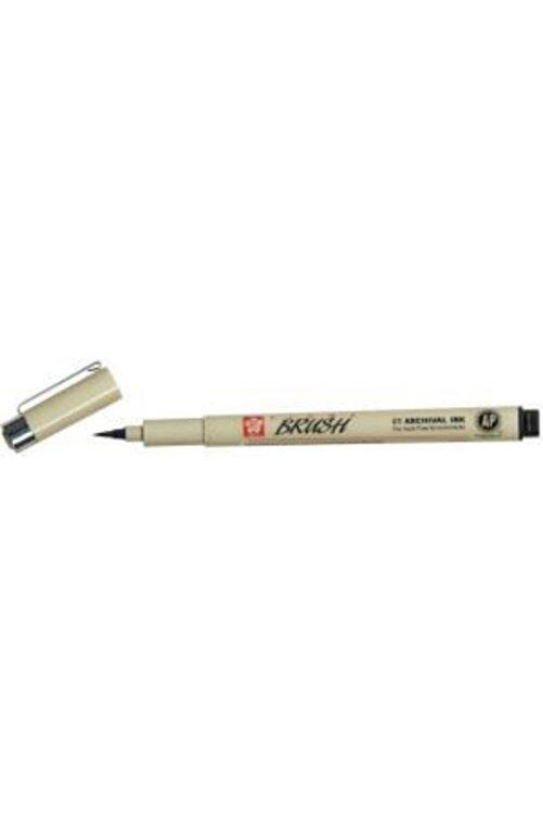 Sakura Pigma Brush Pen Fırça Uçlu Kalem Siyah 1