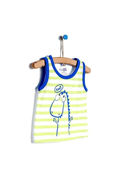 HelloBaby Basic Erkek Bebek Atlet Tshirt 2