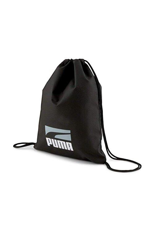 Puma Unisex Spor Çantası - Plus Gym Sack II - 07839301 1