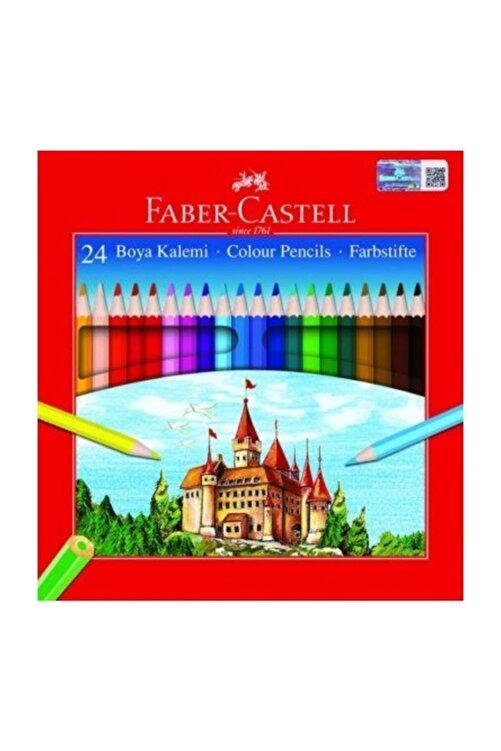 Faber Castell Karton Kutu Kuru Boya Tam Boy 24 Renk 116324 5171 1