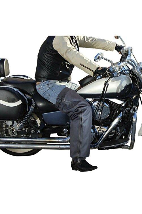 Auracar Motosiklet Sürücü Dizliği Pantolonu Su Ve Rüzgar Geçirmez Isı Yalıtımlı Koruyucu Aparat 2