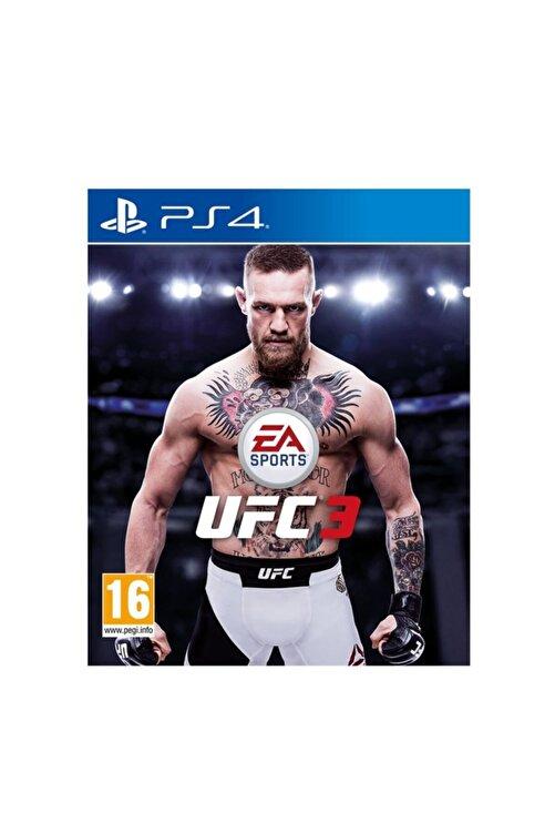 Electronic Arts UFC 3 Ps4 Oyun 1