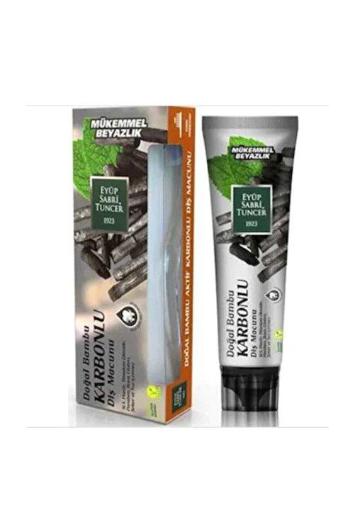 Eyüp Sabri Tuncer Bambu Karbonlu Dişmacunu 75 ml 1