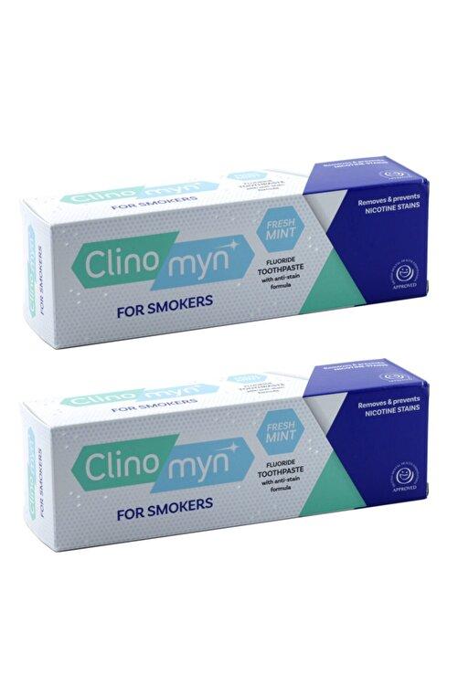 Clinomyn Diş Macunu Sigara Içenlere 75 Ml 2 Adet 1