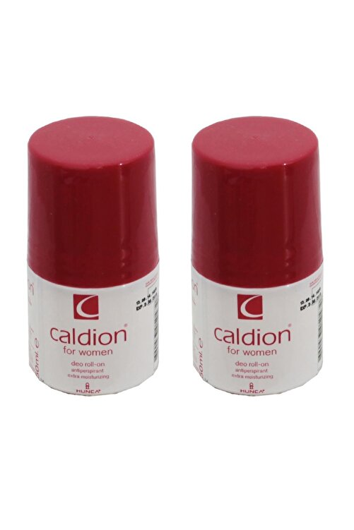 Caldion Kadın Roll-on 50ml X 2 Adet 1