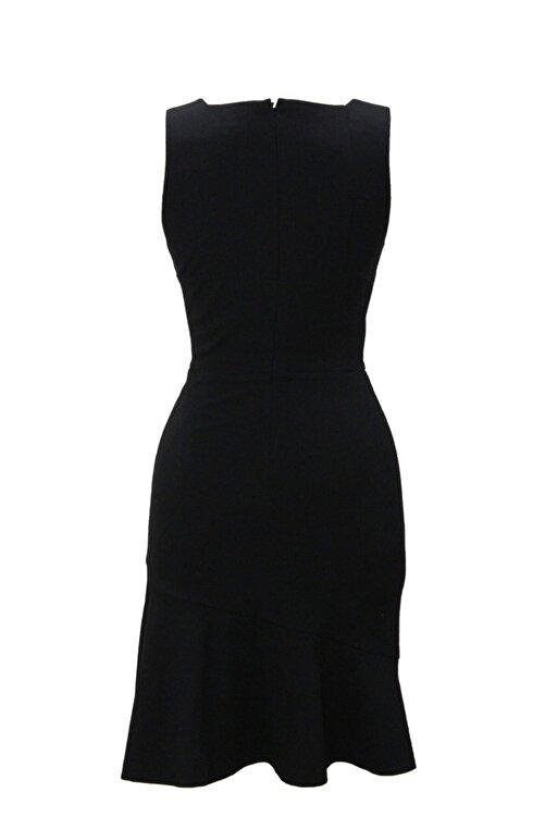 MERT ERKAN Scarlett Siyah Kısa Elbise 2