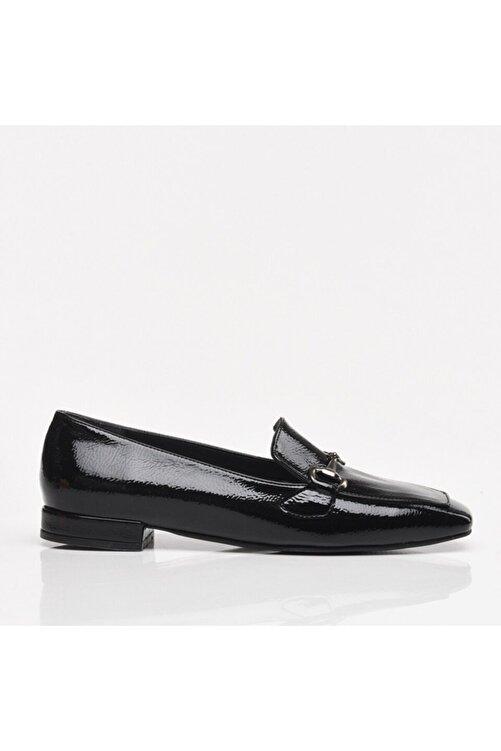 Hotiç Siyah Yaya Kadın Günlük Ayakkabı 1
