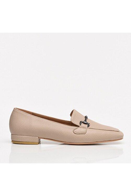 Hotiç Bej Yaya Kadın Günlük Ayakkabı 1