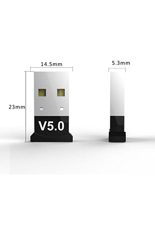Microcase Mini V5.0 Usb Bluetooth Dongle 5.0 Bluetooth Adaptör - Al2392 2
