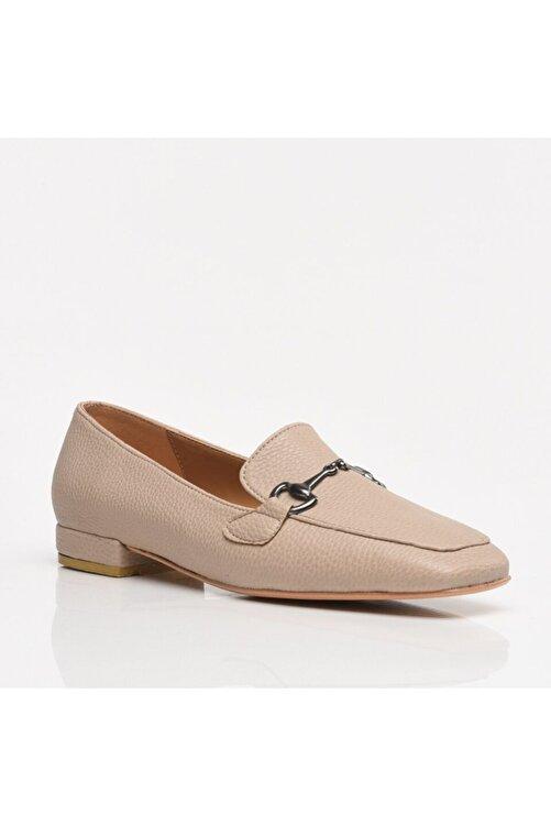 Hotiç Bej Yaya Kadın Günlük Ayakkabı 2