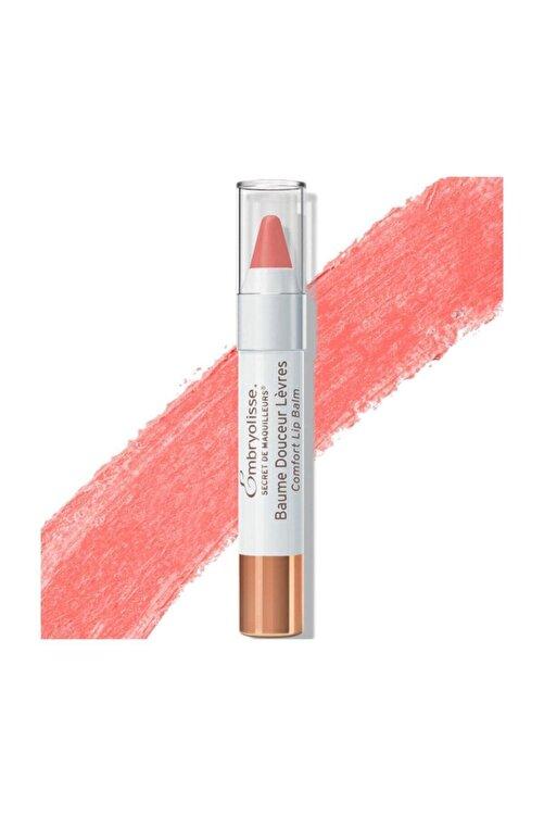 Embryolisse Comfort Lip Balm - Coral Nude 2,5 gr 1
