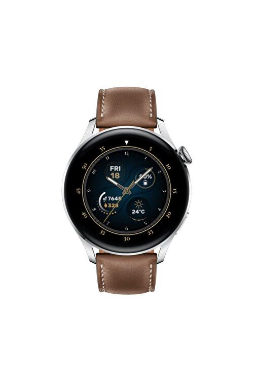 Huawei Huaweı Watch 3 - Kahverengi 1