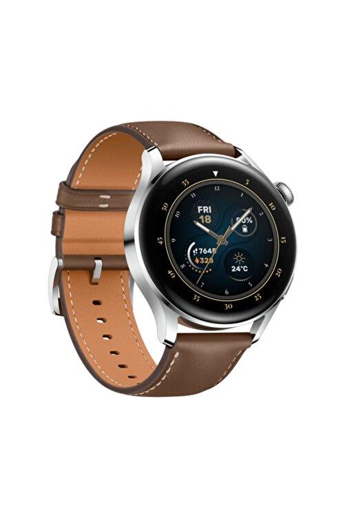 Huawei Huaweı Watch 3 - Kahverengi 2