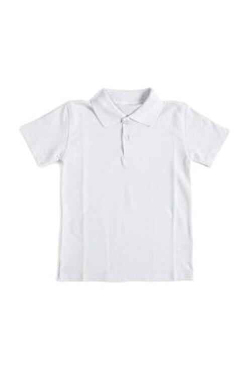 ALYAKİDS Okul Lacoste Lise Boy Extra Beden Polo Yaka Kısa Kol 2