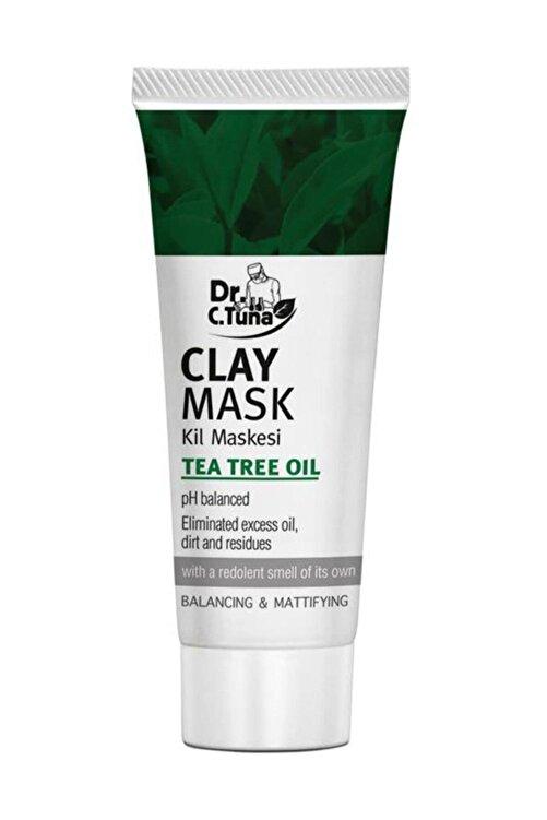 Farmasi Dr. C. Tuna Çay Ağacı Kil Maskesi 80 Ml 8690131108700 1