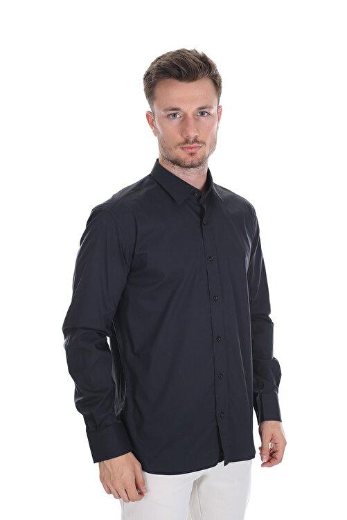 Diandor Uzun Kollu Erkek Gömlek V2 162760 2