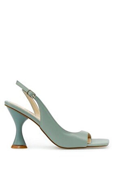 İnci Edgy.z 1pr Yeşil Kadın Sandalet 2
