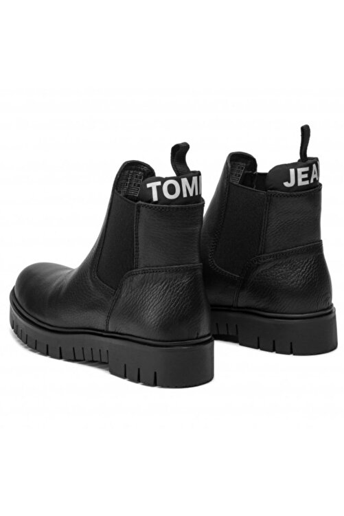 Tommy Hilfiger Padded Tongue Chelsea Boot 2