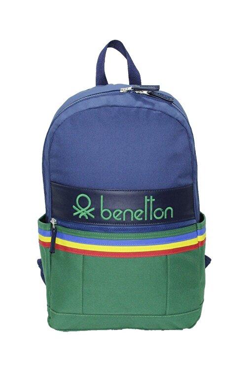 United Colors of Benetton Okul Sırt Çantası 70038 Renkli 1