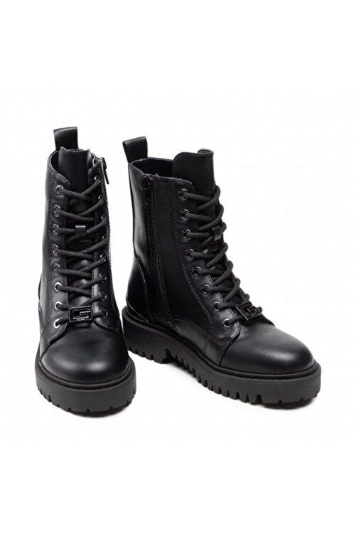Guess Omala Stıvaletto Bootıe Leat Kadın Ayakkabı 2