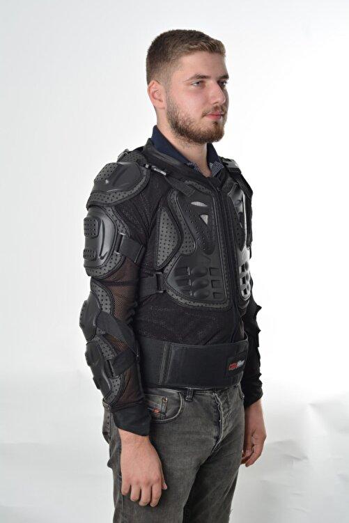 CRNBİKER Herobiker Body Armour Koruyucu Zırhlı Vücut Zırhı Body Armor Xl Beden 2