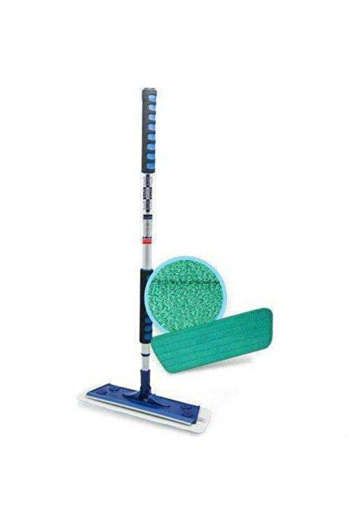 Silva Islak Bezli Mop Set ( Mop Bez Mop Ağzı Ve Mop Sopasından Oluşur Set) 1