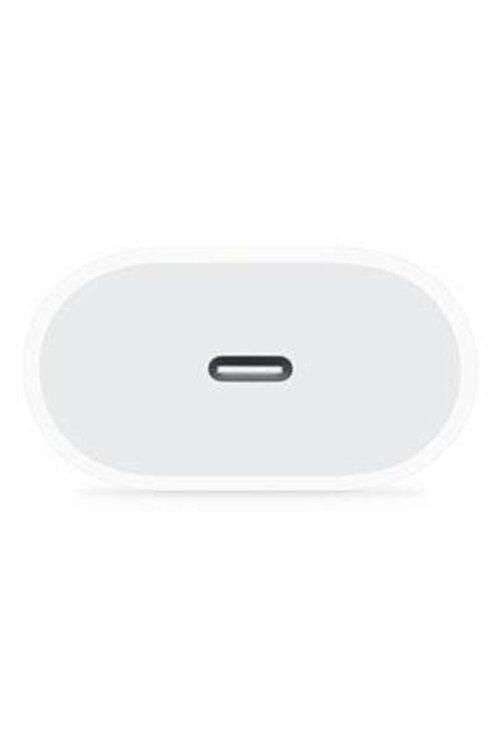 RUKUSHE Iphone 11 / 11 Pro-12 /12 Pro/12 Pro Max Uyumlu Type-c Girişli 20w Hızlı Adaptör Başlık 2